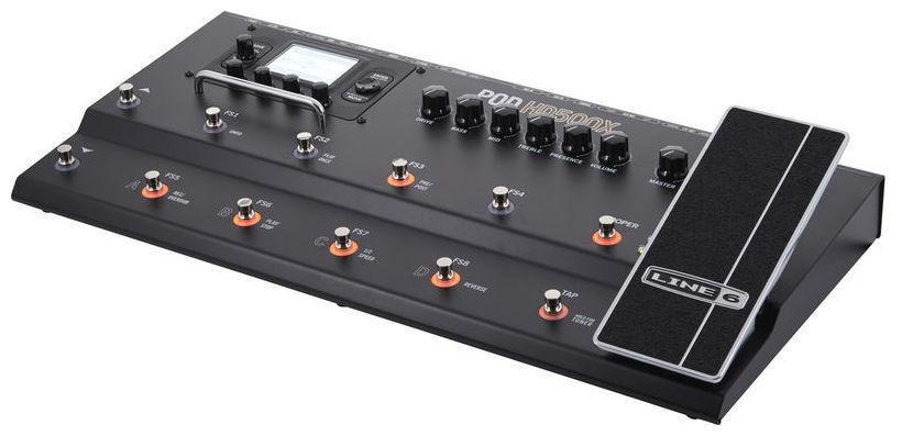 Riflessioni semiserie sul Line6 POD HD 500X