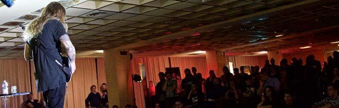 SHG Milano 2014: Ola Englund e il ruolo del musicista oggi