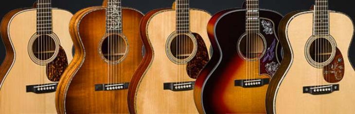 Vintage Tone System: Martin presenta l'invecchiamento controllato