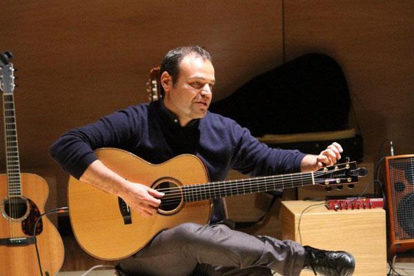 Il tributo di Micki Piperno a Pino Daniele