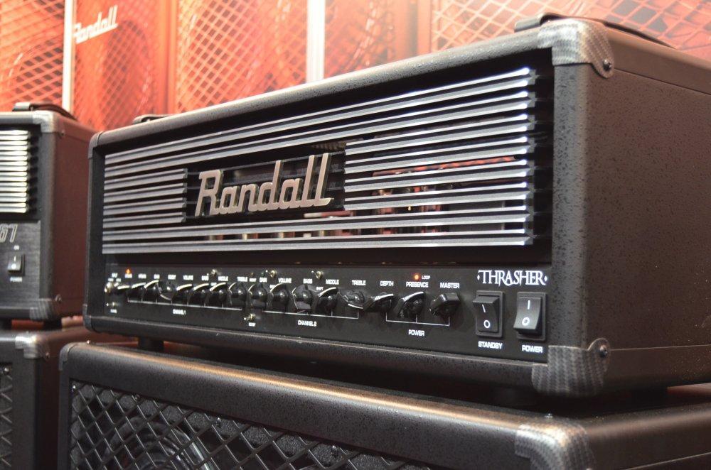 Accordo: Ola Englund dimostra il Randall Thrasher 50 al