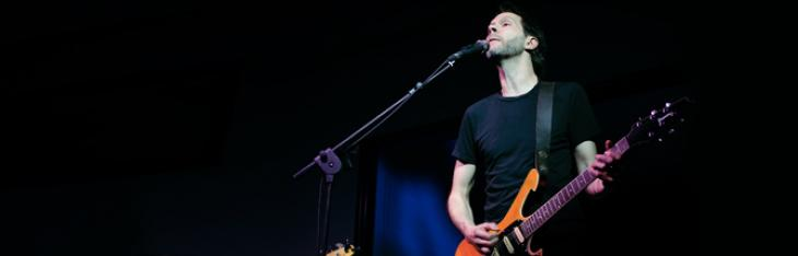 Paul Gilbert: shredder redento