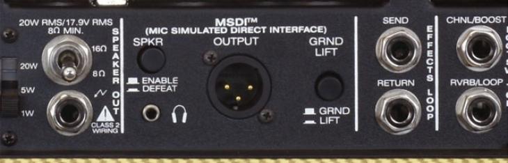 La Classic e la 6505 diventano Mini al Musikmesse