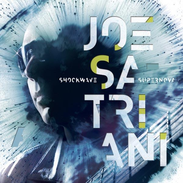 Joe Satriani condivide il primo brano da Shockwave Supernova