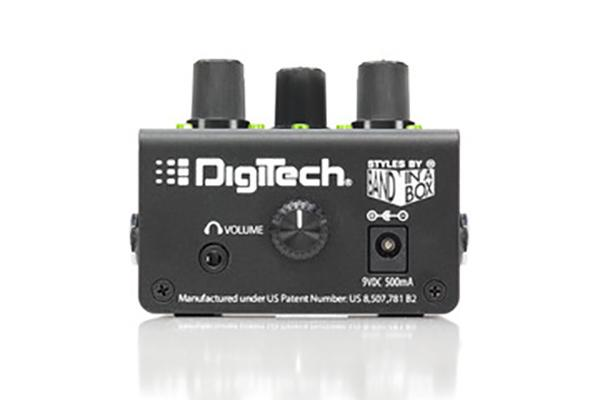 DigiTech Trio: band in a stompbox