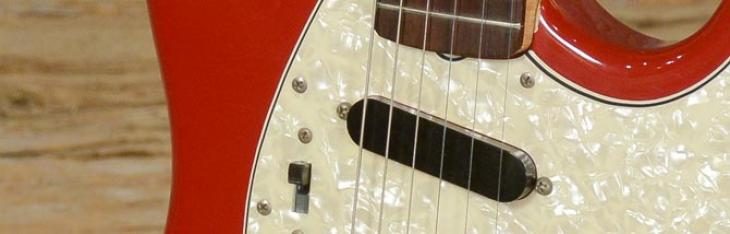 Fender Duo-Sonic II dal 1965