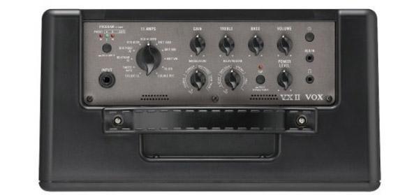 Vox VX: Valvetronix in ABS