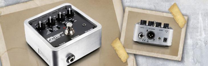 Palmer testa l'evoluzione del Pocket Amp
