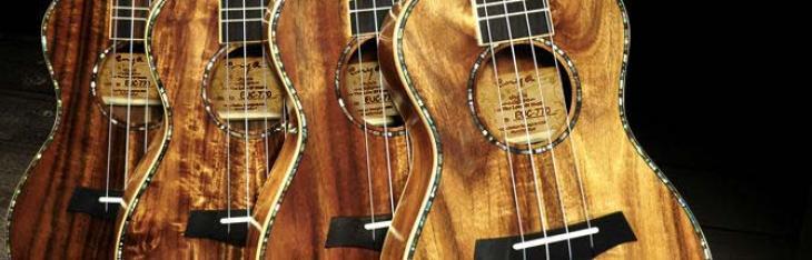 Adrien Janiak spiega come scegliere un buon ukulele
