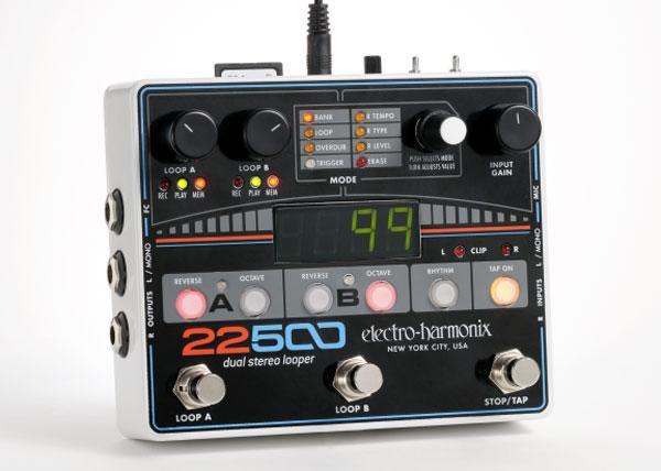 22500: la doppia loop station stereo di EHX