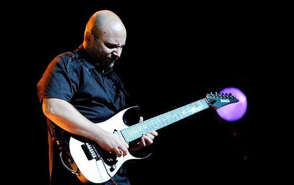 Guitar hero in vacanza: Marco Sfogli