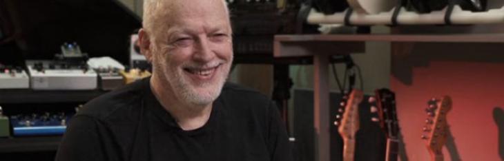 Quando ha un nuovo disco, anche Gilmour scomoda i Beatles