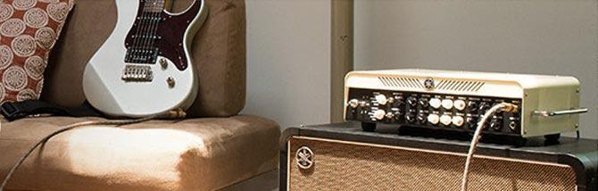 Yamaha Thr Desktop Guitar Amplifier