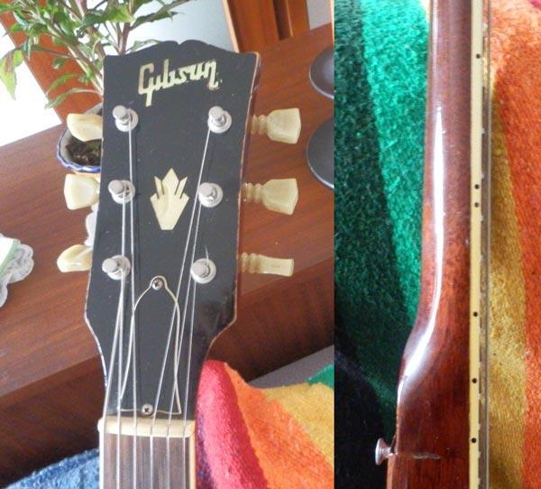 Gibson SG 1967: pezzo di storia tra alti e bassi