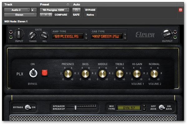 Pro Tools 12 regala il plugin Eleven per chitarra