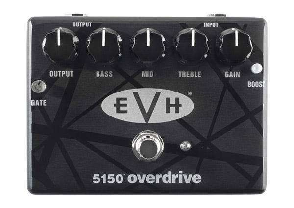 MXR EVH 5150: Eddie Van Halen in un overdrive