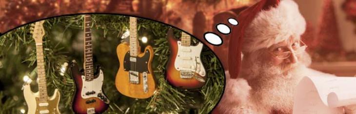 4 giorni a Natale: idee regalo per un musicista