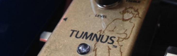 Tumnus: in prova il mini-Klon Wampler