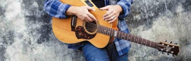 Chitarra acustica & studio di registrazione