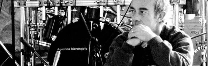 Arte e mestiere del batterista moderno: clinic con Agostino Marangolo