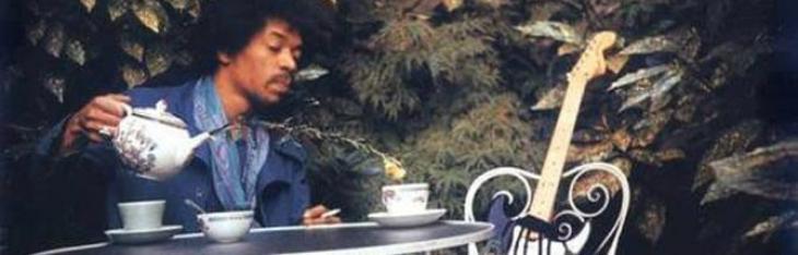Londra e i parrocchetti di Hendrix