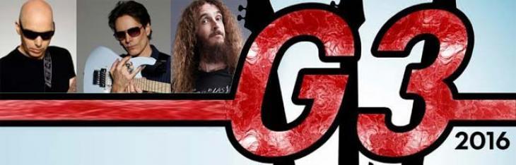 Aristocrats convocati al G3 con Vai e Satriani