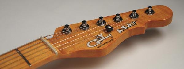 G&L Tribute ASAT Classic Bluesboy Semihollow