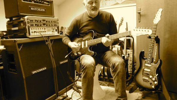 Chicco Gussoni: suono ed esperienza