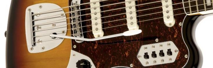 Lo strepitoso Squier Vintage Modified Bass VI