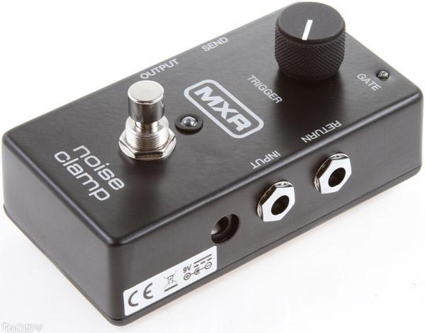 Usare correttamente il noise gate per conservare la dinamica