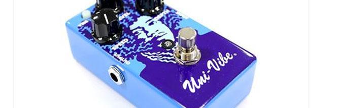 Dunlop JHM3 Limited Edition: l'Uni-Vibe del tributo
