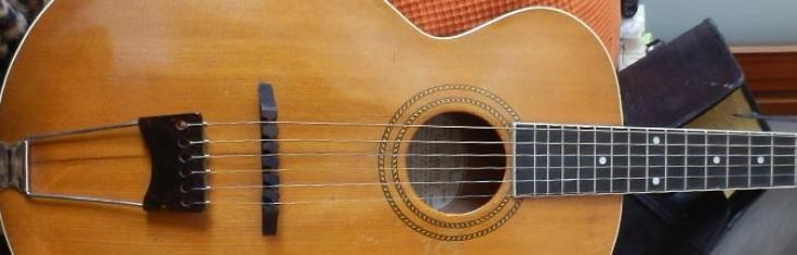 Gibson L1 1911: alle radici del blues