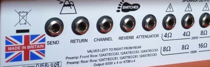 Cosa c'è dentro il loop effetti di un amplificatore