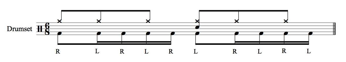 Doppia cassa & modulazioni metriche