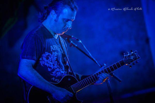 Giacomo Castellano: Mixolidio Penta Blues