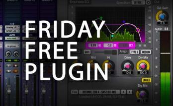 Accordo: Friday Free Plugin - Voxengo Boogex Amp Simulator