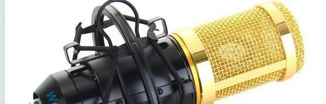 Microfoni a condensatore cinesi: molto meglio di quanto si pensi