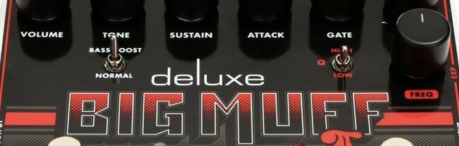 Electro Harmonix Deluxe Big Muff π