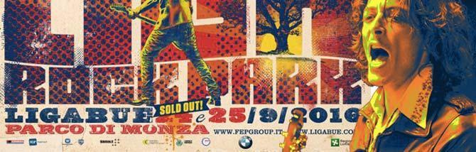 Federico Poggipollini: ecco la mia strumentazione per il Liga Rock Park