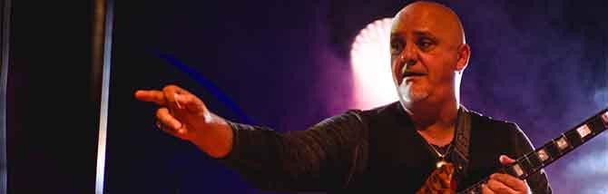 Frank Gambale: come si paga l'affitto da musicisti