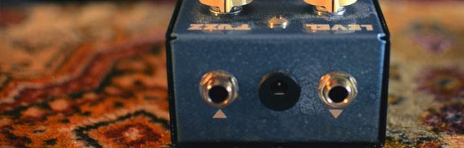 Fuzz Machine: devastazione al germanio secondo Formula B