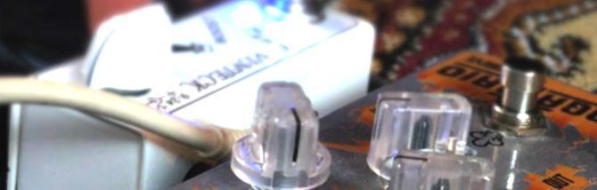 Un hack per cambiare chitarra sul palco col booster