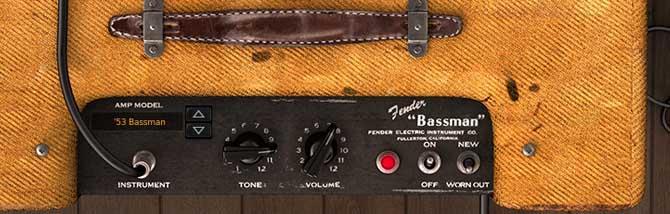 I migliori Fender anni '50 e '60 sul tuo PC con AmpliTube