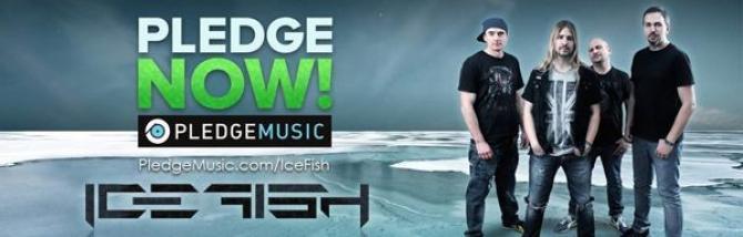 IceFish: la nuova band di Marco Sfogli e Virgil Donati