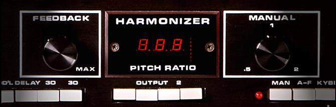 Eventide H910 Harmonizer Plugin Of The Week
