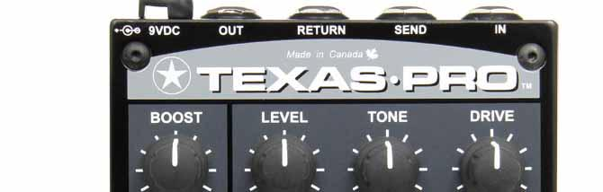 Texas Pro: Radial si tinge di verde, ma a modo suo