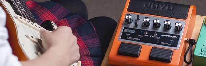 Jam Buddy: Joyo mette l'ampli in pedaliera