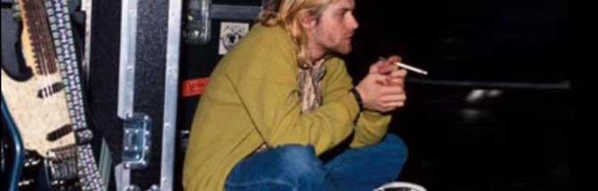 Chitarre mitiche: la Fender Mustang di Kurt Cobain