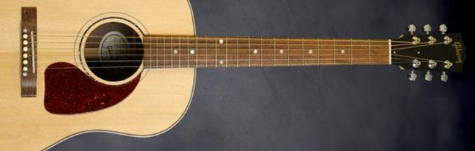 Gibson J15: noce massello per reinterpretare un classico americano