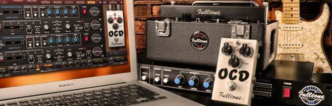 I classici Fulltone sbarcano su AmpliTube
